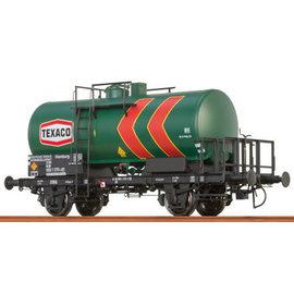 """Brawa Brawa 37255 DB Kesselwagen 2-achsig """"Texaco"""" Tijdperk IV (Schaal 0)"""