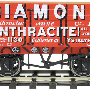 "Dapol Dapol 7F-073-001 ""7 Plank 3 Door Open Wagon"" (Spur 0)"