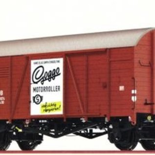 "Brawa Brawa 37182 DB Ged. Güterwagen Gms 30 ""Goggo"" Era III (Gauge 0)"