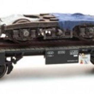 Artitec Artitec 20.316.03 NS Arbeitswagen mit Drehgestell, Epoche IV (Spur H0)