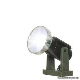 Viessmann  Viessmann 6530 Flutlichtstrahler nieder, LED weiß (Spur N)