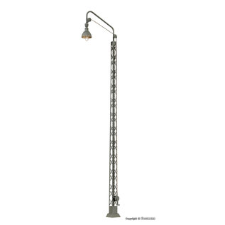 Viessmann  Viessmann 9385 Gittermastleuchte LED Warmweiss (Spur 0)