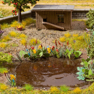 NOCH Noch 14052 Water- en rivierplanten (Schaal H0)