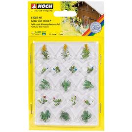 NOCH Noch 14056 Field plants and Wild flowers (Gauge H0)