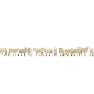 NOCH Noch 15749 Schafe (Spur H0), 14 Figuren