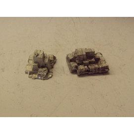 P & D Marsh Models P & D Marsh PW110 Papierstapel (Spur H0/OO)