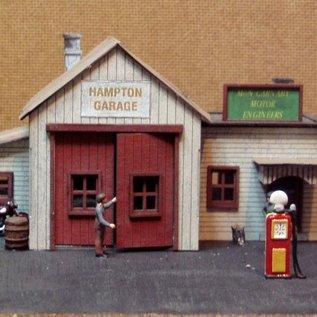 P & D Marsh Models P & D Marsh CGSOO Carnaby's Garage (Schaal H0/00)