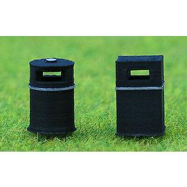 Ancorton Models Ancorton OO3-LB1 Abfallbehälter (Spur H0/OO, 3D print)