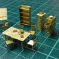 Severn Models Severn Models D19 Meubels set B (Schaal H0/00)