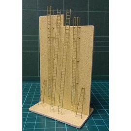 Severn Models Severn Models D14 Leitern (Spur H0/OO)