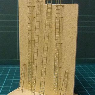 Severn Models Severn Models D14 Ladders (Schaal H0/00)