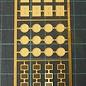 Severn Models Severn Models D20 Roste und Schachtabdeckungen (Spur H0/OO)