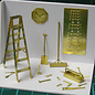Severn Models Severn Models O6 Werkstattausrüstung (Spur O)
