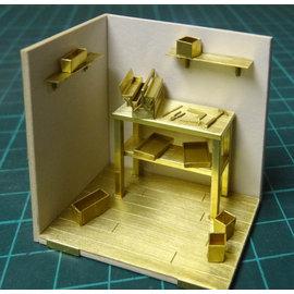 Severn Models Severn Models O3 Schuur accessoires en interieur (Schaal O)