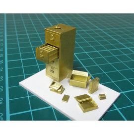 Severn Models Severn Models O13 Aktenschrank (Spur O)