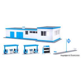 Kibri Kibri 38541 ARAL tankstation (Schaal H0)