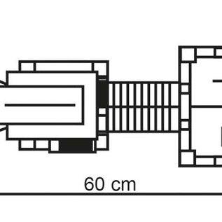 Kibri Kibri 39846 Zeche Herbede inkl. Antrieb (Spur H0)
