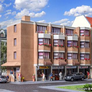 Kibri Kibri 38222 Wohn- und Geschäftshaus (Spur H0)