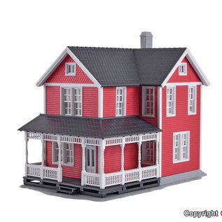 Kibri Kibri 38840 Schwedenhaus, rot (Spur H0)