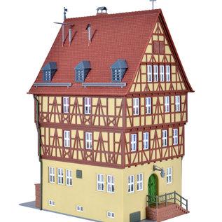 Kibri Kibri 38902 Huis met erker in Miltenberg (Schaal H0)