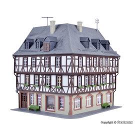 Kibri Kibri 38904 Fachwerk-Eckhaus Miltenberg (Spur H0)