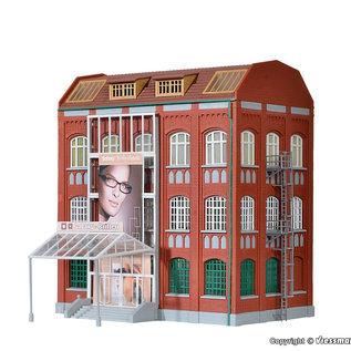 Kibri Kibri 39811 Galaxy brillenfabriek  (Schaal H0)