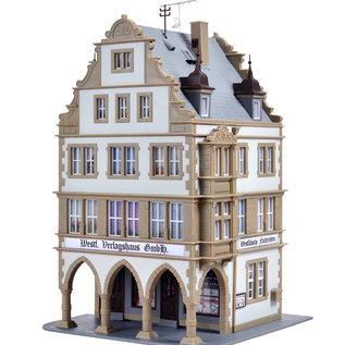 Kibri Kibri 38382 Verlagshaus in Münster (Spur H0)