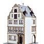 Kibri Kibri 38382 Uitgeverij in Münster (Schaal H0)