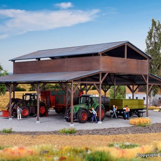 Kibri Kibri 39095 Holzunterstand (Spur H0)