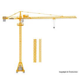 Kibri Kibri 10202 LIEBHERR torenkraan (Schaal H0)