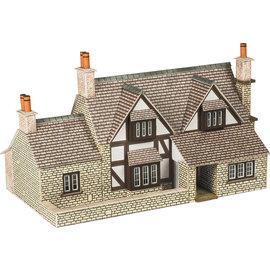 Metcalfe Metcalfe PN167 Mittelalterliches Cottage  (Spur N)