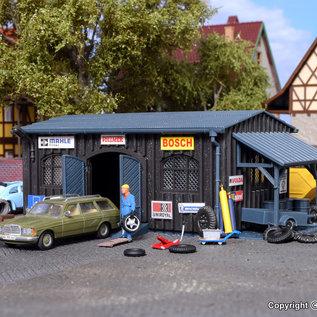 Vollmer Vollmer 45602 Auto werkplaats (Schaal H0)