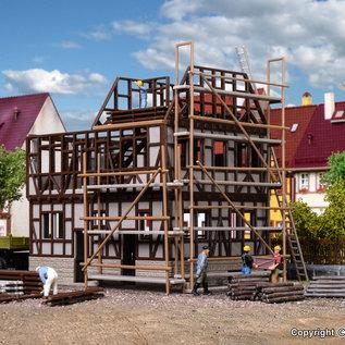 Vollmer Vollmer 46889 Vakwerkhuis in aanbouw (Schaal H0)