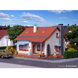Vollmer Vollmer 49213 Landhuis (Schaal H0)
