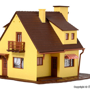 Vollmer Vollmer 49217 Wohnhaus (Spur H0)