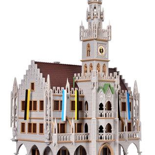 Vollmer Vollmer 43760 Stadhuis (Schaal H0)