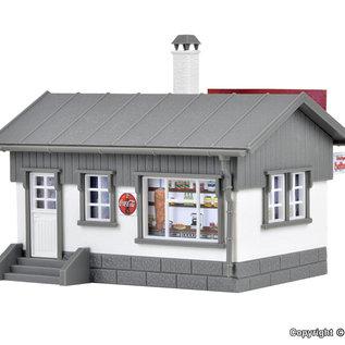 Vollmer Vollmer 45151 Snackbar kebab en pizza (Schaal H0)