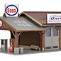 Vollmer Vollmer 45599 Garage met tankstation (Schaal H0)