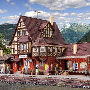Vollmer Vollmer 43512 Station Wildbach (Schaal H0)