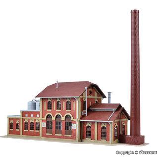 Vollmer Vollmer 45609 Brouwerij met interieur ketelhuis (Schaal H0)