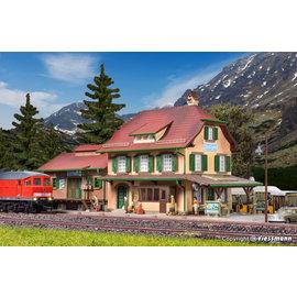 Vollmer Vollmer 43515 Bahnhof Därligen (Spur H0)