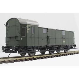 Lenz Elektronik Lenz 41164-01 DB Preuß. Bagagewagen Pw3 Pr 11 Periode III Spoor 0