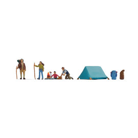 NOCH Noch 36876 Camping (Schaal N)