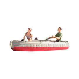NOCH Noch 37815 Schlauchboot (Spur N)
