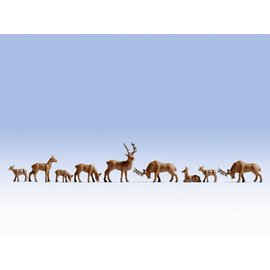 NOCH Noch 36730 Hirsche (Spur N)