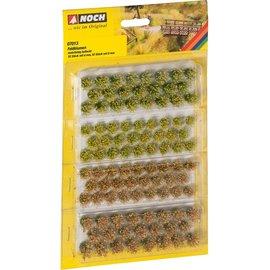 "NOCH Noch 07013 Grass Tufts ""Fieldplants"" 6 mm & 9 mm"