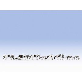 NOCH Noch 36721 Cows, black-white (Gauge N)