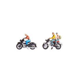 NOCH Noch 36904 Motorradfahrer (Spur N)
