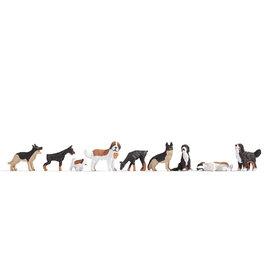 NOCH Noch 36717 Honden (Schaal N)