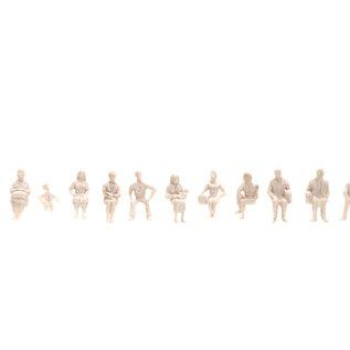 NOCH Noch 14985 Ongeverfde figuren (Schaal H0)